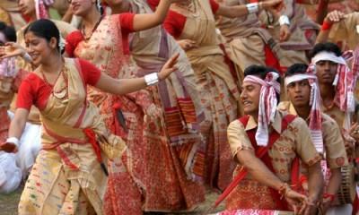 festivals of assam