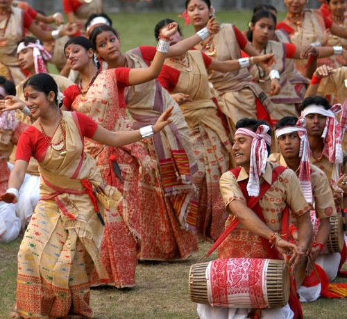 festivals of assam