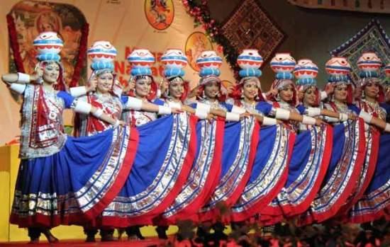 gujarat festivals - Modhera Dance Festival