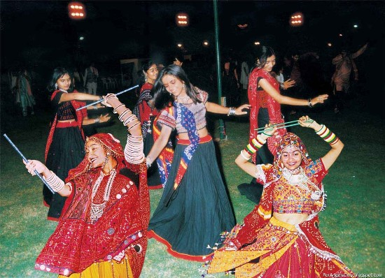 festivals of west india - Navratri