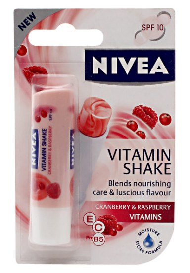 Nivea Vitamin Shake Strawberry and Raspberry