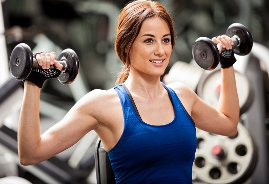 Shoulder Workouts for Men and Women