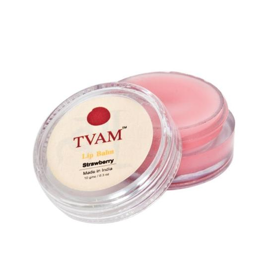 TVAM Strawberry Lip Balm
