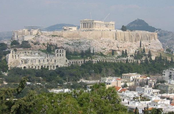 greece tourist places