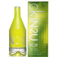 CK IN2U pop perfume