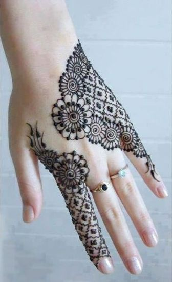 Mehndi Patterns for Households