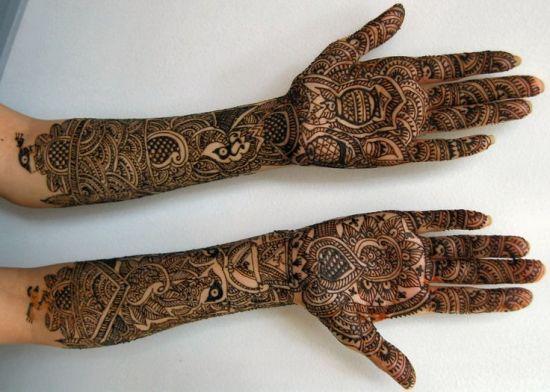 Indian Mehandi 28