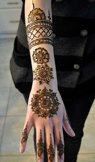 Indian Mehandi 30
