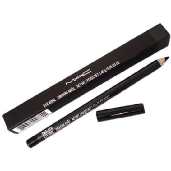 MAC black crayon pencil