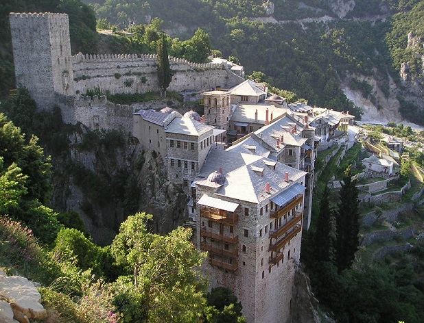 Mount Athos_Greece Tourist Places