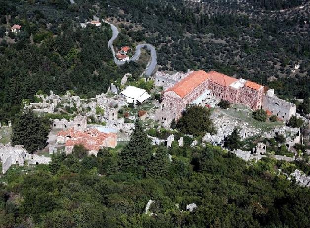 mystras_greece-tourist-places