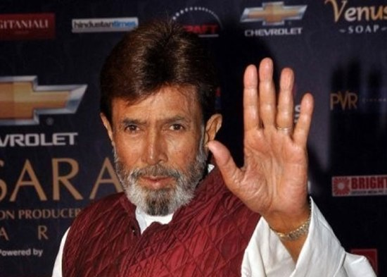 Actor Rajesh Khanna