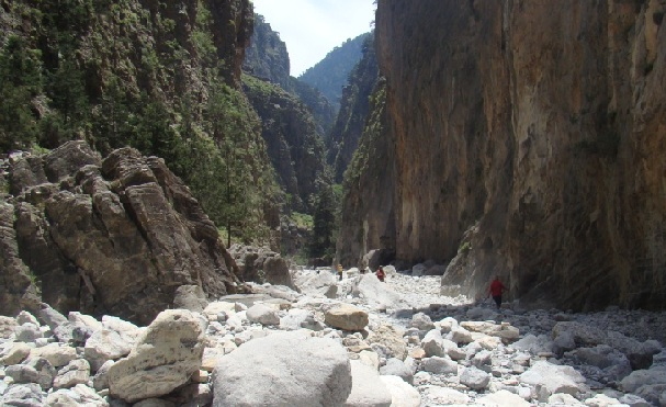Samaria Gorge_Greece Tourist Places