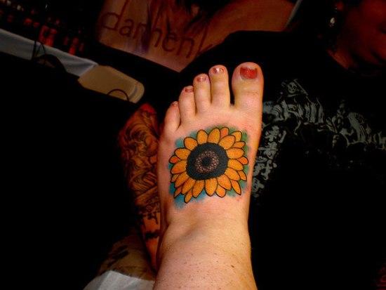 Sunflower of the sky