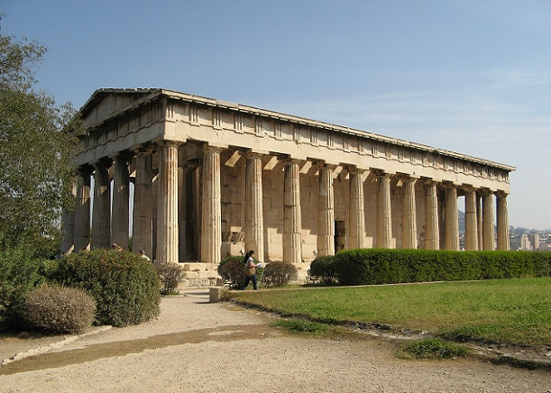 temple-of-hephaestus_greece-tourist-places