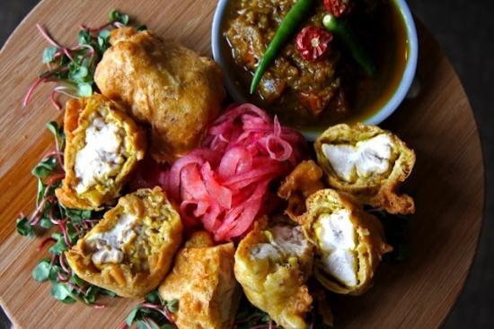 Muslim Food Recipe Bheja Fry