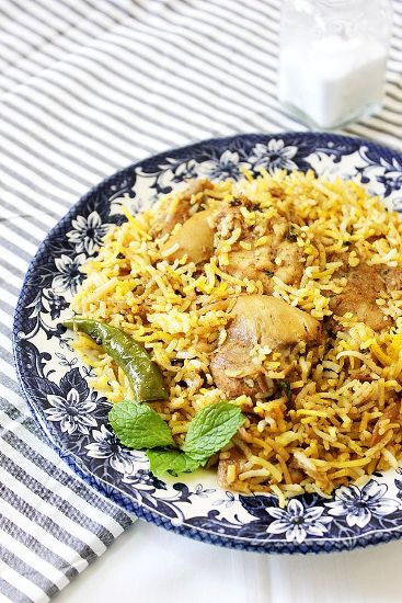 Top 10 muslim food recipes in india that are really easy and muslim food recipe chicken biryani forumfinder Choice Image