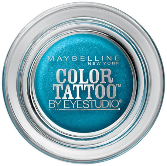 Eye shadow Maybelline Color Tattoo and Colorbar Shades