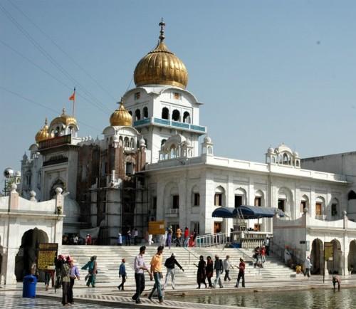 Historical Places in India Gurudwara bangla sahib