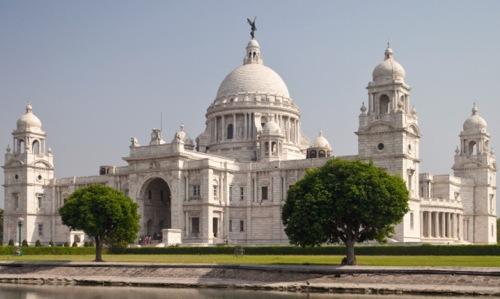 Historical Places in India Victoria memorial