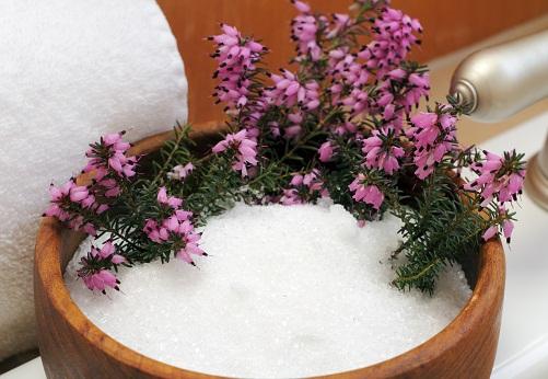 Home Remedies For Blackheads - Epsom Salt
