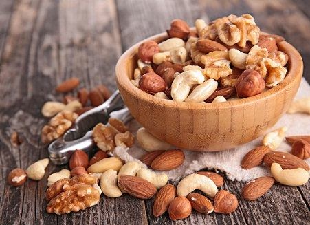 Home Remedies for Hair Growth - Healthy Snacks