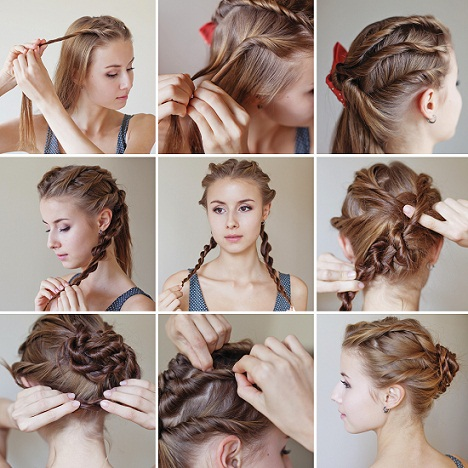 20 Simple Indian Juda Hairstyles For Wedding Parties 2018 | Styles At Life