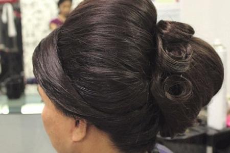 17 Simple Indian Juda Hairstyles For Wedding Parties 2018
