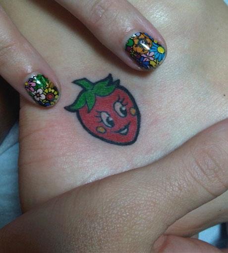 Katy Perry Tattoo Designs 1