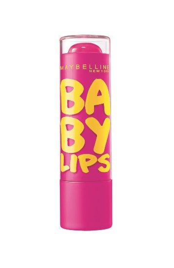 Lip Balm- Maybelline Baby Lips and Nivea