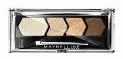 Maybelline Diamond Quad Shade Copper Brown