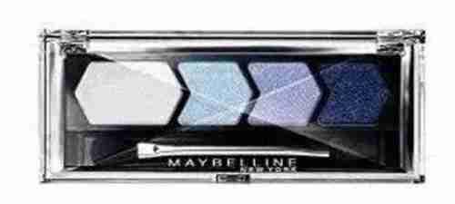 Maybelline Diamond Quad Shade Ocean Blue