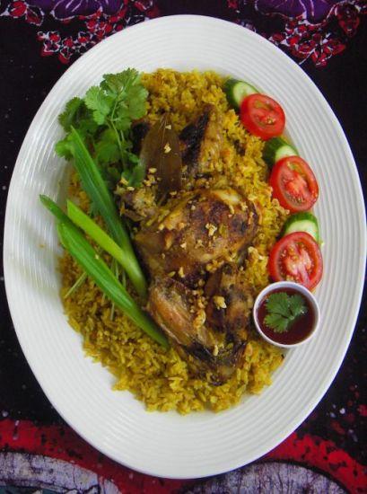 Phuket Chicken Biryani Rice