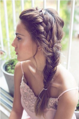 Straight prom Hairstyles8