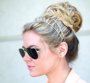 Summer Hairstyles for Girls 10