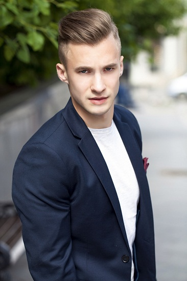 Virtual hairstyles for men - formal look