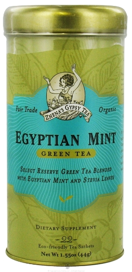 Zhena s Gypsy Tea Egyptian Mint