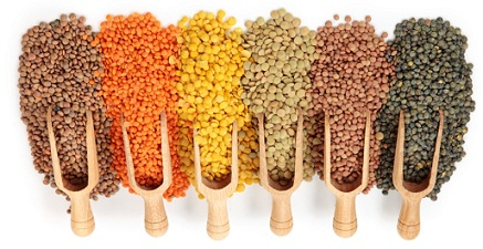 lentils for hair