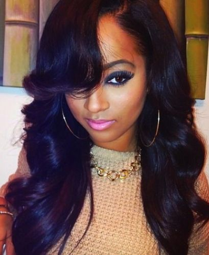 Pics Photos - Hairstyles Swoop Bangs Hairstyle 2013
