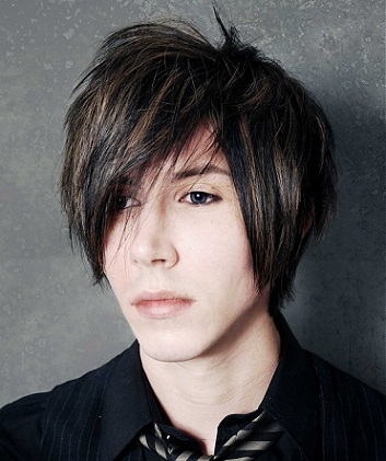 Top 15 Emo Hairstyles For Guys With Pictures Styles At Life