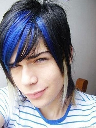 Emo Hairstyles for Guys 13