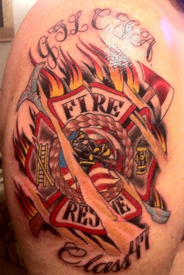 fire tattoo designs
