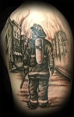 Fire Tattoo 8