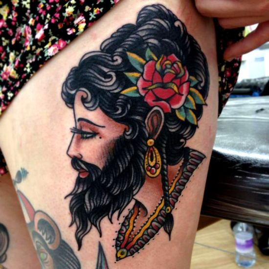 Gypsy Tattoo 8