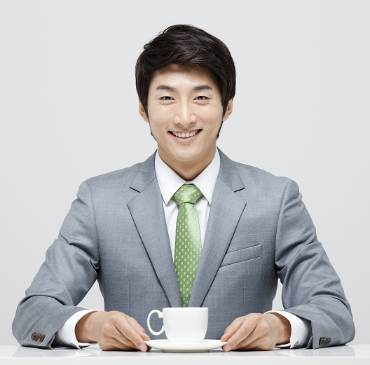 Hairstyles for korean men -Tousled Look