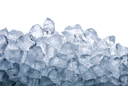 How to Get Rid of Acne Overnight-Ice