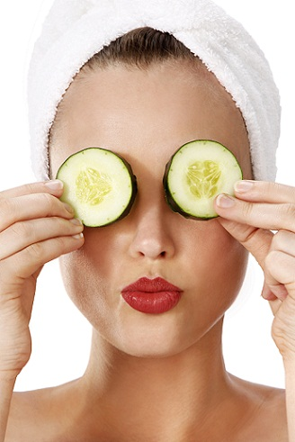 How to Get Rid of Acne OvernightCucumber
