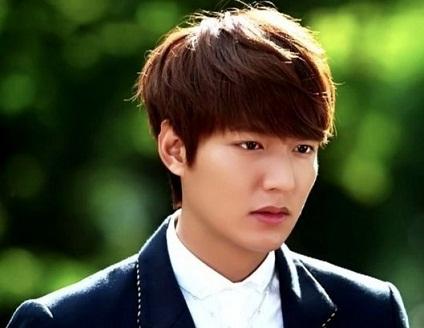 Korean Hairstyles for Men 10
