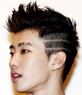 Korean Hairstyles for Men 12