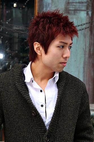Korean Hairstyles for Men 14